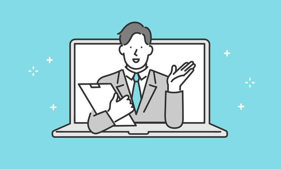 オンライン商談ツール